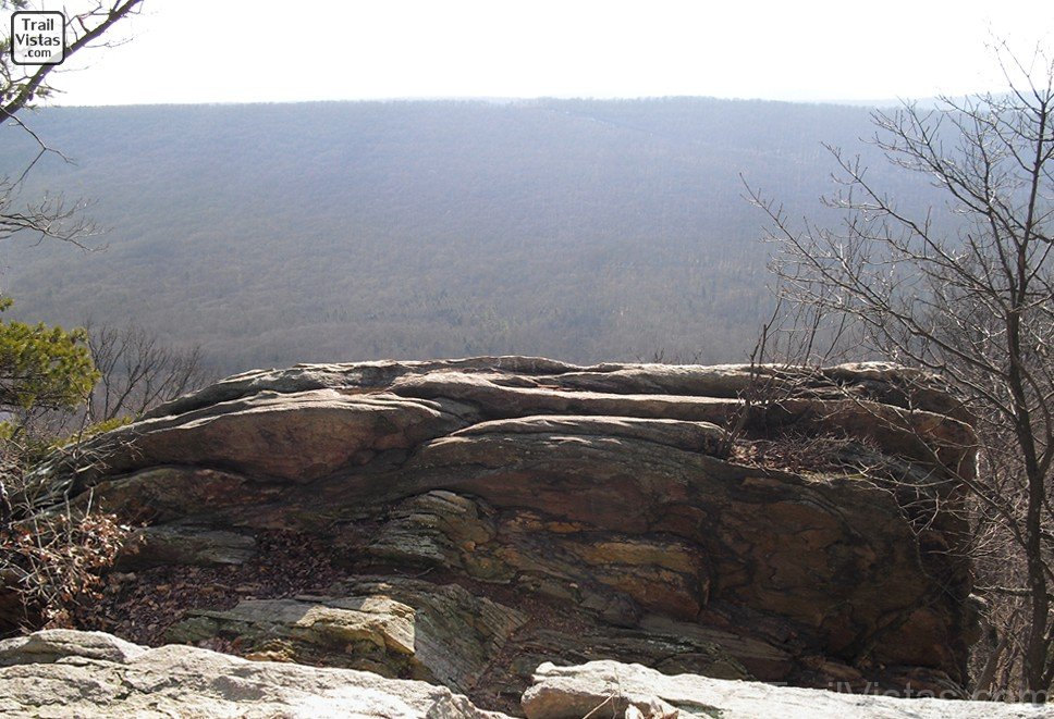 Chickies Rock Trail - Trail VistasTrail Vistas
